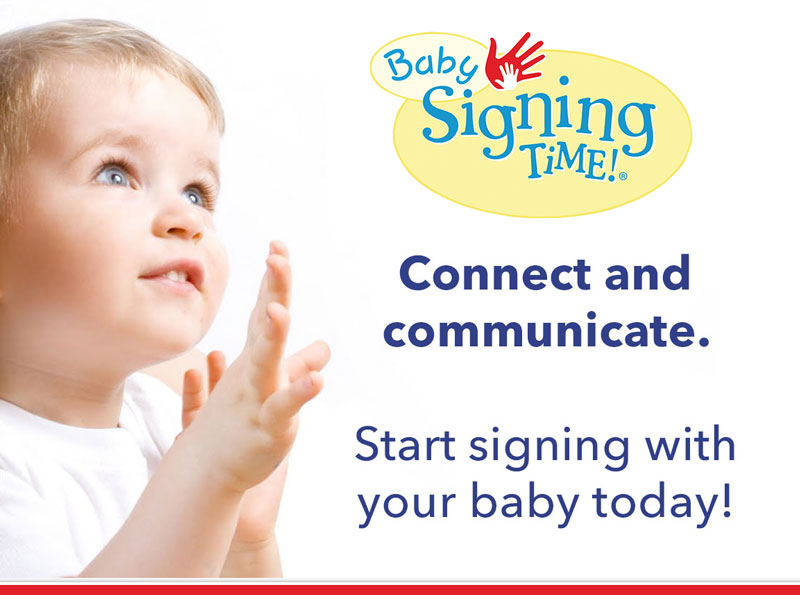 Why Sign with Your Baby?