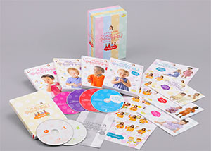 Baby Signing Time Box Set Japanese Edition