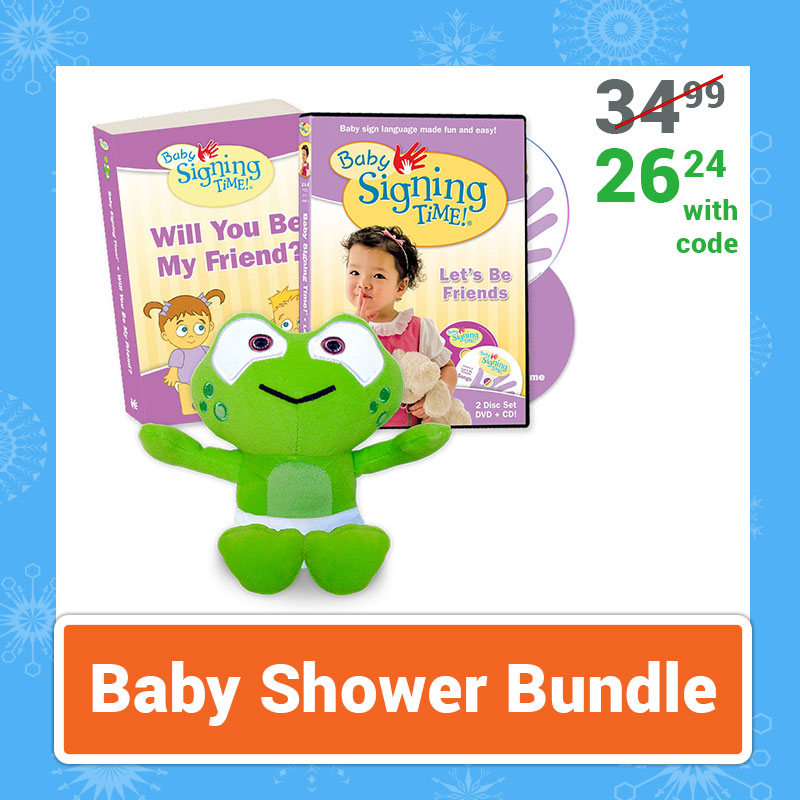 Cyber Monday Sale Baby Shower Bundle