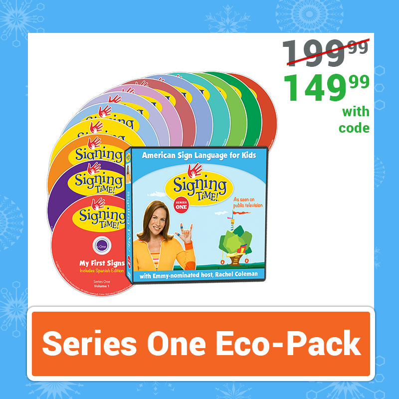 Cyber Monday Sale Series One Eco-Pack