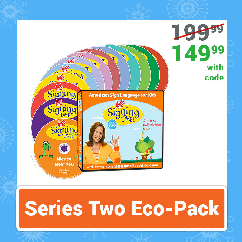 Cyber Monday Sale Series Two Eco-Pack