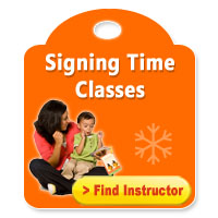 Signing Time Classes