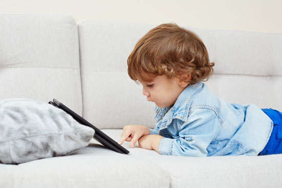 Two Little Hands Digital goes everywhere your child goes!